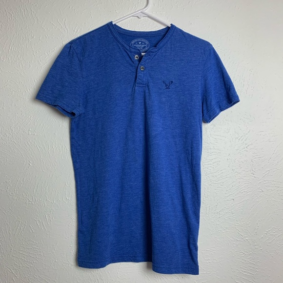 American Eagle Outfitters Other - American Eagle Short Sleeved Henley